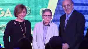 Justice Ginsburg treated for pancreatic cancer [Video]