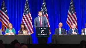 News video: Seth Moulton pulls out of 2020 bid