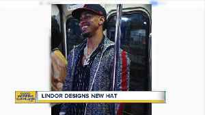 Francisco Lindor holds meet and greet to celebrate New Era hat collaboration [Video]