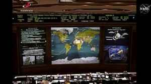 News video: Russian spacecraft carrying robot fails to dock with space station