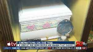 Cremation Rates on the Rise [Video]