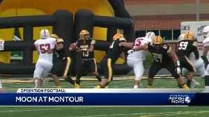 Operation Football: Moon at Montour [Video]