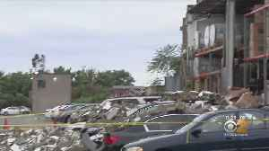 Power Outages, Building Collapse Caused By Long Island Storms [Video]