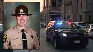 Illinois State Trooper Killed While Serving Search Warrant [Video]