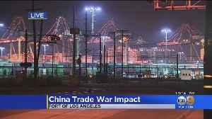 Trump Boosting U.S. Tariffs On $550 Billion In Chinese Imports [Video]