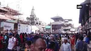 Nepal Devotees flock to Krishna Temple on Janmashtami [Video]