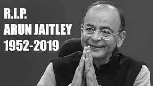 RIP Arun Jaitley: Former finance minister and BJP stalwart dies at 66 [Video]