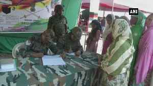 Indian Army organises free medical camp in JK Poonch [Video]