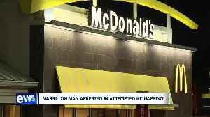 Man arrested after attempting to abduct teen from Massillon McDonald's [Video]