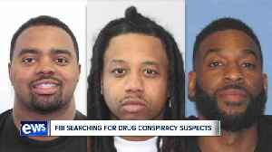 3 people remain at-large following arrests in drug ring that shipped drugs from California to Cleveland [Video]