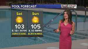 13 First Alert Las Vegas Weather August 24 Morning [Video]