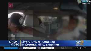 Livery Driver Attacked In Cypress Hills, Brooklyn [Video]