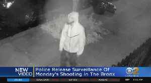 Police Release Surveillance Of Monday's Shooting In The Bronx [Video]