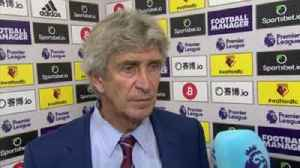 Pellegrini: Antonio changed the game [Video]