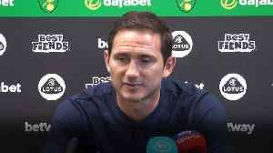 Frank Lampard: I'm celebrating with wine and a baby monitor [Video]