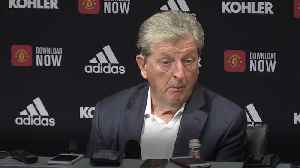Roy Hodgson reflects on Premier League history as Crystal Palace win at Old Trafford [Video]