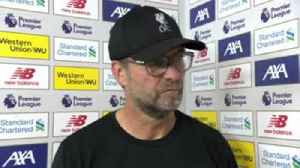 Klopp: Our performance was outstanding [Video]