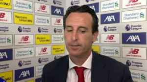 Emery looking at positives after defeat [Video]