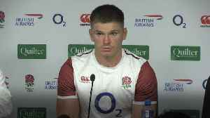 Owen Farrell: England's best is still in front of us