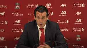 Unai Emery: Arsenal are closing the gap against Liverpool in performance [Video]