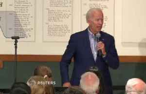 "Imagine if Obama ""had been assassinated?"": Biden [Video]"