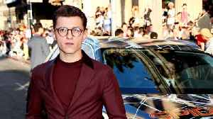 Tom Holland Speaks Out About Change Up In Spider-Man Management [Video]