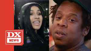 Cardi B Believes JAY-Z Can Bring Colin Kaepernick Back To The NFL [Video]