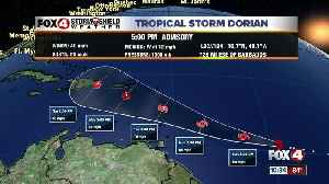The tropics are active heading toward the end of August [Video]