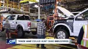 U.S.-China trade war could affect industries, consumers in Ohio [Video]