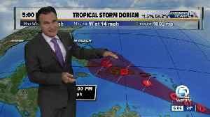 Tracking the Tropics 8/25/19 - 6pm [Video]