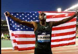 Sprinter Christian Coleman charged with potential anti-doping rule violation by USADA for failing to file his whereabouts [Video]