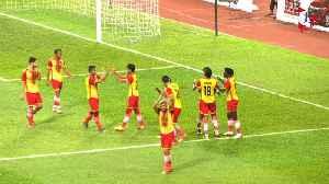 Selangor Selection vs Singapore Selection Highlights [Video]