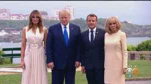 G7 Summit Underway In France [Video]