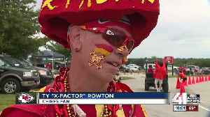 Chiefs fans take preseason tailgating to the max [Video]