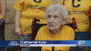 Woman Attends First Pirates Game [Video]