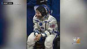 NASA Astronaut Accused Of Identity Theft In Space [Video]
