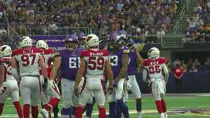 MN Vikings Talk Field Kicker Frustration [Video]