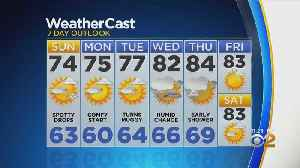 New York Weather: CBS2 8/24 Nightly Forecast at 11PM [Video]