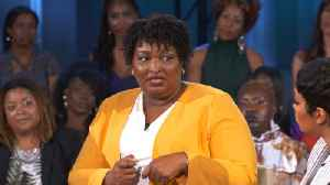"Stacey Abrams on Beauty: ""I'm Not Trying to Fit Anyone Else's Image"" [Video]"