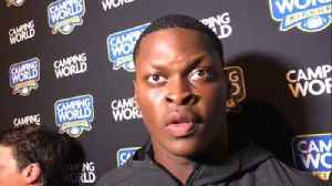 Shaq Quarterman: 'This is a result-oriented business. You always want the W' [Video]
