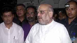 News video: Arun Jaitley demise Amit Shah, Rajnath Singh offer condolences