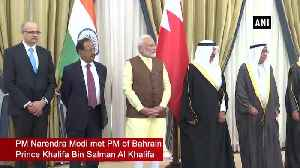 MoUs exchanged between India, Bahrain [Video]