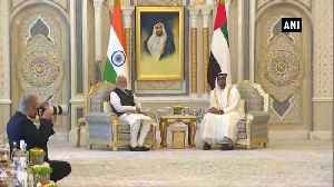 PM Modi conferred with highest civilian award of UAE Order of Zayed [Video]