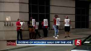 AT&T Southeast workers strike over unfair labor practices [Video]