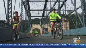 Pedal Pittsburgh Kicks Off In South Side [Video]