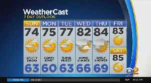 New York Weather: 8/25 CBS2 Morning Weather Headlines [Video]