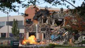 Columbia gas explosion badly damages business park [Video]