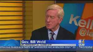 Keller @ Large: Bill Weld Says He Embraces Primary Against 'Congenital Liar' Donald Trump [Video]