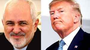Iran's Zarif arrives for surprise G7 talks, no plan to meet US