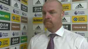 Dyche: We deserved to win [Video]